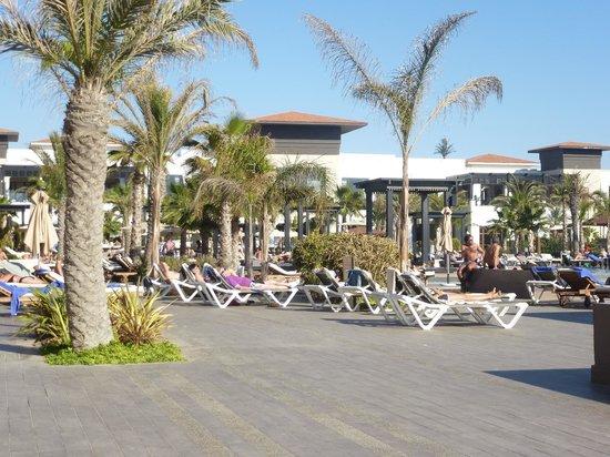 Hotel Riu Palace Tikida Agadir : la piscine