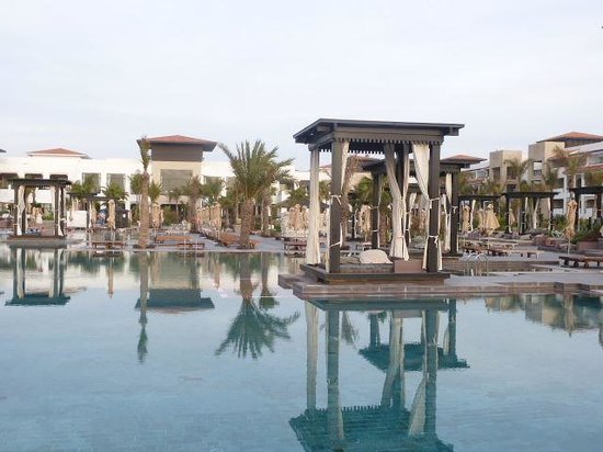 Hotel Riu Palace Tikida Agadir : piscine