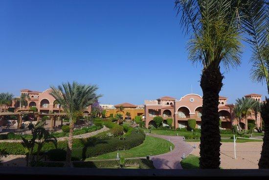 Sea Gardens: вид с балкона