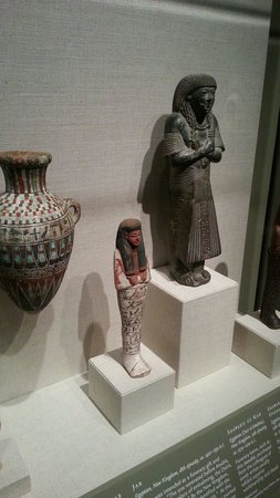 The Walters Art Museum: Impressive collection of Egyptian artifacts.
