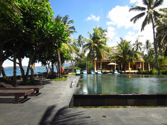 Nirwana Resort and Spa: Swimming pool