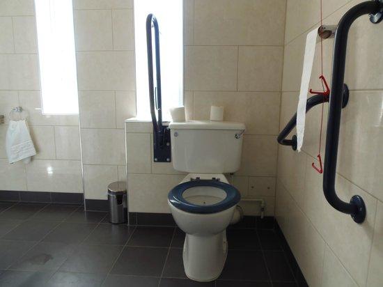 President Hotel: <water accessibili disabili