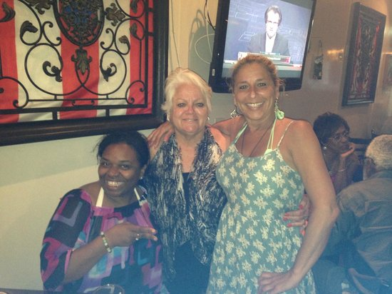 Orozco's Restaurant : Fabulous ladies enjoying a fabulous time at Orozco's just call Luiz's Angels :-)