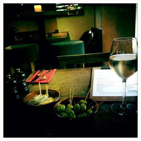La Cave Restaurant & Wine Bar: All day starters