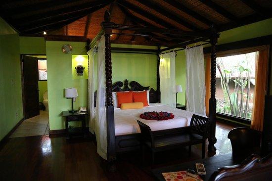 Rio Celeste Hideaway Hotel : Lovely Room