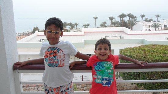 Renaissance Sharm El Sheikh Golden View Beach Resort: منظر من الغرفه