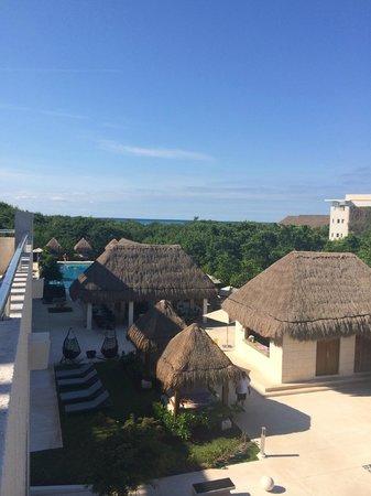 Paradisus Playa Del Carmen La Esmeralda: Ocean view from our room