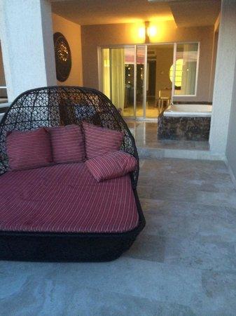 Paradisus Playa Del Carmen La Esmeralda: Luxury Suite Family Concierge balcony