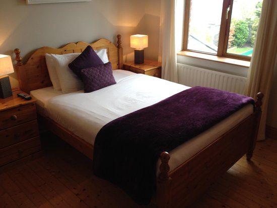 Oranhill Lodge: Bedroom