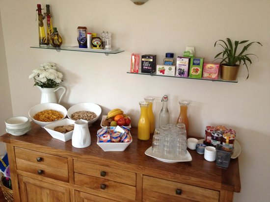 Oranhill Lodge: Breakfast