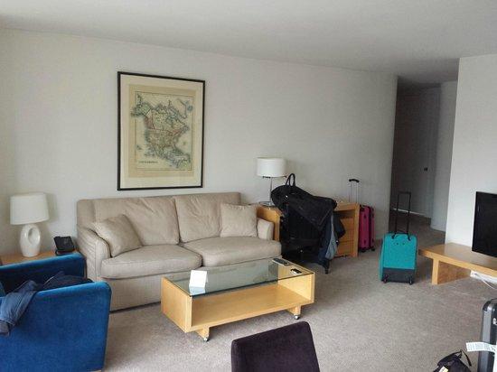 The Marmara Manhattan: divano letto