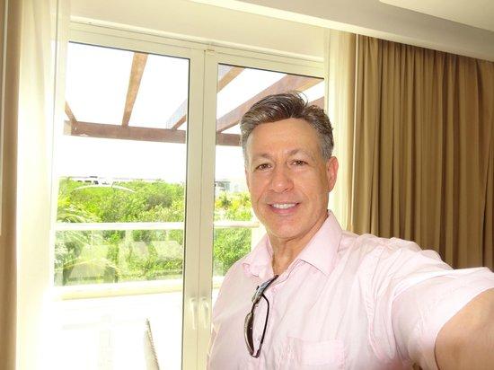 Moon Palace Cancun: Enjoying my first day
