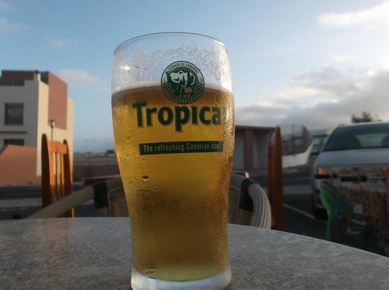 Globales Costa Tropical: local lager