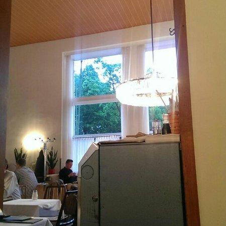 Cafe Prueckel : Piece of interior at Cafe Pruckel