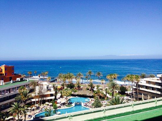 H10 Conquistador : Balcony view from room 607