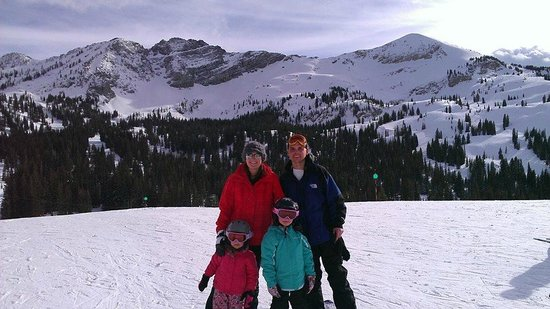 Alta's Rustler Lodge: Alta Ski Area