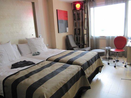 Melia Sevilla: bedroom