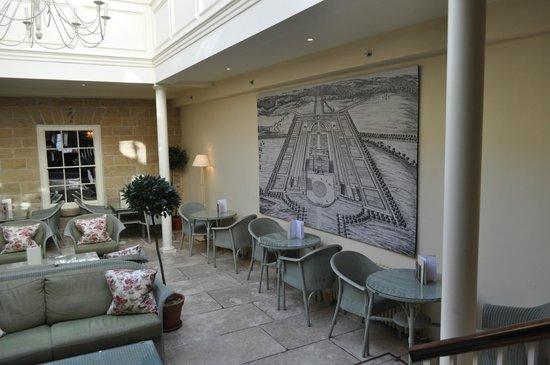 The Talbot Hotel Malton: Sun Room