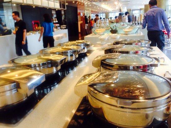 Pullman Saigon Centre : Buffet breakfast