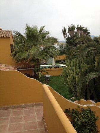 Hotel Boutique Al-Ana: сад