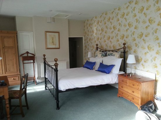 Lifton Hall Hotel: Our Room