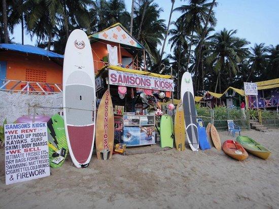 Samson's Kiosk