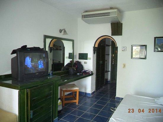El Samaka Comfort Hotel: stanza