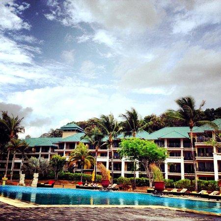 Angsana Bintan: View from room