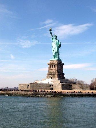 Estatua de la libertad: Statue of Liberty