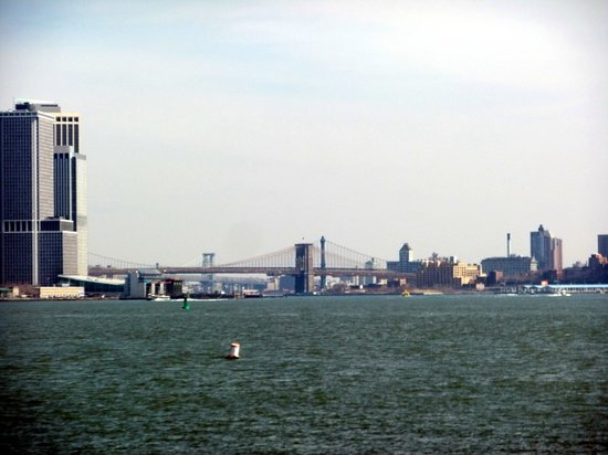 Estatua de la libertad: Brooklyn Bridge