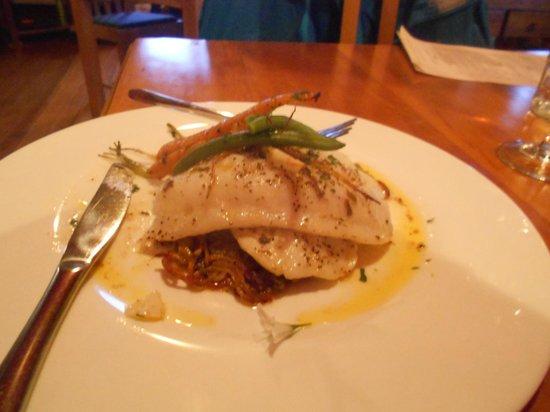 Church Hill Restaurant: Mains - Blue Cod