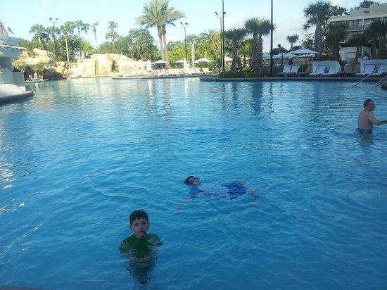 Orlando World Center Marriott: swimming pool