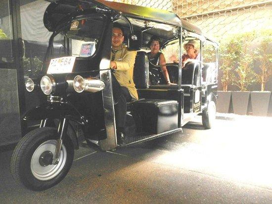 Best Western Premier Sukhumvit : navette hôtel métro