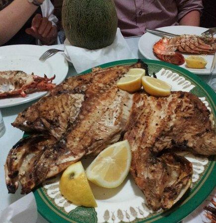 Turkish House : pesce, di carne bianca, alla grigla