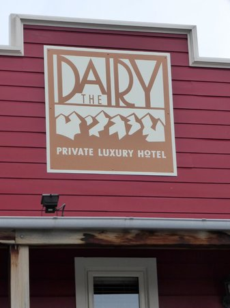 The Dairy Private Hotel: The Dairy