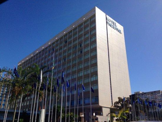 Resultado de imagem para hotel nacional de brasilia
