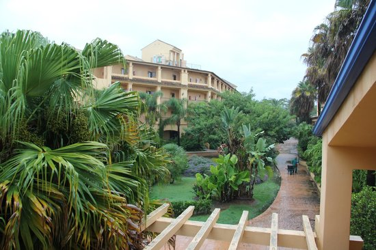 Hotel Guadalmina Spa & Golf Resort: Территория
