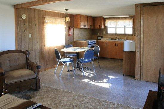 Wildhorse Station 7 Kitchen