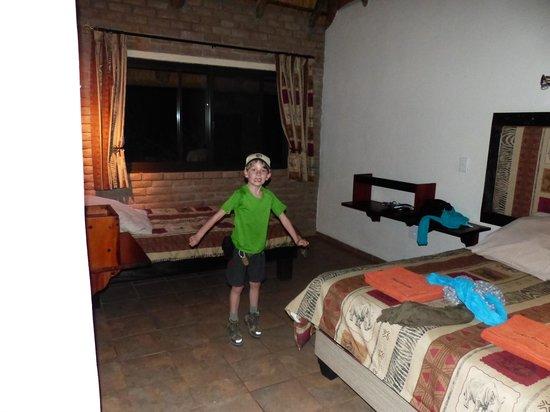 Tshukudu Bush Camp : room