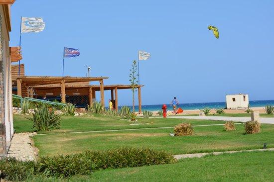 Shams Prestige Abu Soma Resort : Kite Club