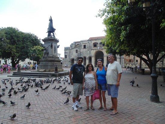 Parque Colon