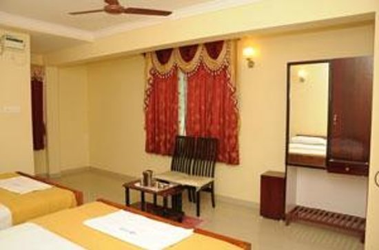 Tiruchendur, India: Room model