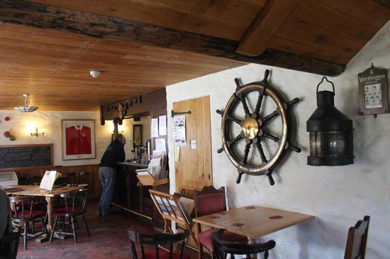 The Old Sailor's: The Bar