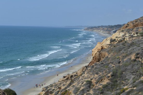 Torrey Pines State Natural Reserve: View point 2