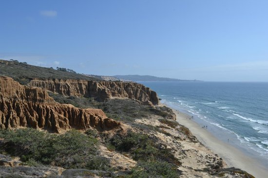 Torrey Pines State Natural Reserve: View point 1