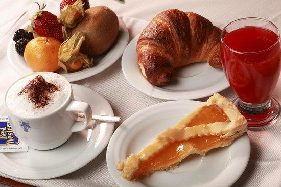 Bar Bacosi: colazione dolce