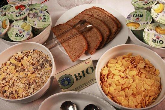 Bar Bacosi: colazione bio