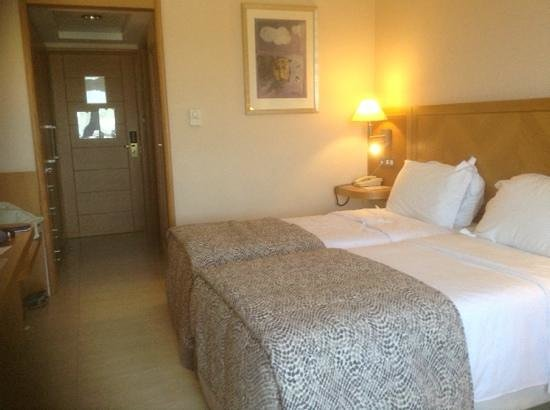 Atlantica Golden Beach Hotel : Номер сингл