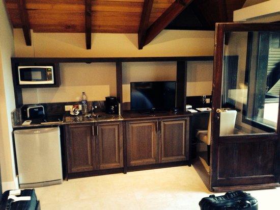 Arelauquen Lodge by P Hotels: Convenient kitchenette