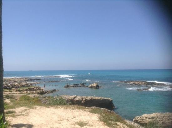 Atlantica Golden Beach Hotel : Пляж отеля
